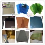 4mmのF緑のフロートガラス/F緑の反射ガラス
