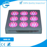 Diodo emissor de luz Grow Light da nova T9 408W Dual Spectrum