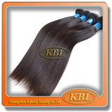 Человеческие волосы бразильянина типа способа