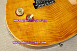 Prs вводят в моду/Mahogany тело & шея/гитара Afanti электрическая (APR-084)