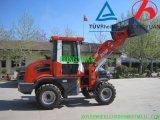 セリウムが付いているZl10f Hytecの農場の車輪のローダー