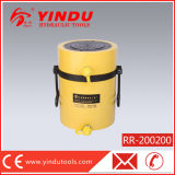 Do retorno rápido ativo do petróleo do dobro de 200 toneladas cilindro hidráulico (RR-200200)