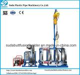Máquina de la soldadura por fusión del tubo del alto rendimiento HDPE/PE de Sud630h