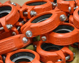 UL indiquée réduisant le couplage rigide et l'ajustage de précision pour le système de protection contre les incendies