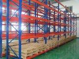 Racking de pálete ajustável do metal industrial do armazenamento do armazém