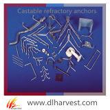 tipo refrattario V dell'ancoraggio dell'acciaio inossidabile 304 - 310