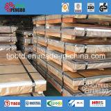 Plaque de bobine d'acier doux de feuilles d'acier du carbone Ss400 d'ASTM 36