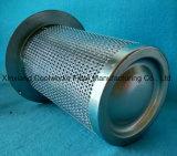 Hohe Präzisions-Luft-Öl-Trennung-Filter 42841239 für IR-Maschine