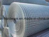 Acoplamiento de alambre soldado galvanizado del hierro del material de construcción con precio bajo
