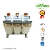 Transformador trifásico refrigerado a ar da isolação com a capacidade de 10kVA-1250kVA