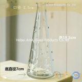 De hete Vaas van het Glas van de Bloem van de Decoratie van /Home van de Vaas van het Glas van de Verkoop Duidelijke met Bloem