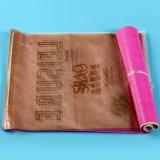 Qualität gedruckte mit Reißverschluss Plastiktaschen für Kleidung (FLZ-9220)
