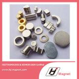 Hoher N30-N35ah Ring permanenter NdFeB Neodym-Magnet für Motoren und Industrie