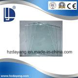 vidrios de la seguridad/de la soldadura, precio competitivo de la lente transparente
