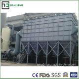 1 trattamento a bassa tensione di corrente d'aria della fornace di Collettore-Frequenza della polvere di impulso del sacchetto lungo
