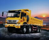 Sinotrukのブランド40tonsのダンプトラックかダンプカートラック