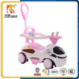 Brinquedos por atacado do carro de bateria das crianças de China com músicas