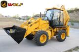 Carregador do Backhoe de China Wz30-25 para a venda