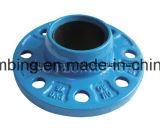 Duktiler schneller Flansch-Adapter des Eisen-PE/PVC