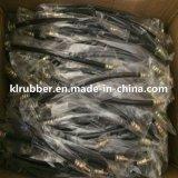 Изготовление SAE J1401 фабрики тормозной рукав 1/8 дюймов гидровлический резиновый