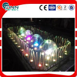 2 * 4m LED Decorative Dancing Rectangle Fountain