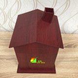 Высокая ранг деревянная как коробка подарка упаковки бумаги хранения Jewellery