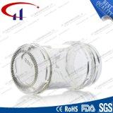 choc en verre d'encombrement de vente chaude superbe du silex 230ml (CHJ8028)