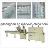 Machine à emballer de rétrécissement de gelée
