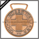 Metallo Medals per Sports/Cross Souvenir Metal Medal (BYH-10847)