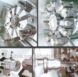 Inclined Lathe CNC кровати скоса ведущего бруса с Servo башенкой силы (CK6440)