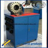 Qualitäts-Fabrik-Lieferant hydraulischer Finn-Energie Schlauch-quetschverbindenmaschine