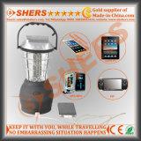 Solar60 LED-Licht mit dem ankurbelnden Dynamo, USB (SH-1991)