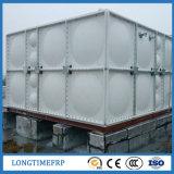 Прямоугольная скрепленная болтами цистерна с водой SMC FRP