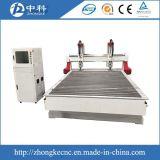 二重スピンドルアルミニウムTスロット1325木CNC機械