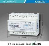 Счетчики энергии индикации номера DRM1250s трехфазные