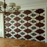 panneau décoratif acoustique de panneau de mur de décoration de panneau de mur 3D pour la maison
