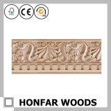 床および天井の装飾の木の王冠の鋳造物