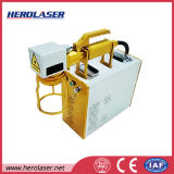 Custom Design Fiber Source Portable Ear Tags Laser Marking Machine with Good Price