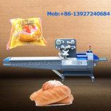 Macchina imballatrice del pane del sacchetto automatico ad alta velocità del cuscino