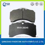 Migliori rilievi di freno del camion di alta qualità Wva29245 di vendita