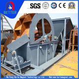 Type rondelle tournante fiable de structure de Baite Xs/de sable pouvoir intense, machine à laver de sable pour la machine d'abattage/usine de sable avec le prix bas