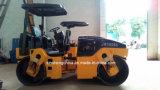 Compressores 6000kg Jm806h do rolo do equipamento da consolidação de solo da maquinaria da construção de estradas
