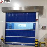 Puerta de alta velocidad de la reparación del uno mismo del bastión del obturador del rodillo del PVC