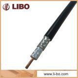 Type du tressage P3.500 de câble coaxial de liaison