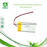 Франтовская 602035 батарея 3.7V 400mAh Lipo для всеобщей клавиатуры Bluetooth