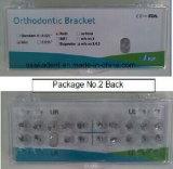 Parentesi di ceramica diLegatura di Roth dei nuovi prodotti/materiale ortodontico dentale
