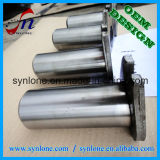 Части машинного оборудования Weldments OEM/ODM стальные как чертеж