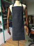 Alta qualidade feita sob encomenda avental encerado do Bib da lona para o trabalho