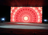 Крытый большой большой экран СИД обшивает панелями индикацию СИД P3