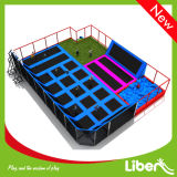 ASTM Approved крытое Trampoline Park в Хьюстон